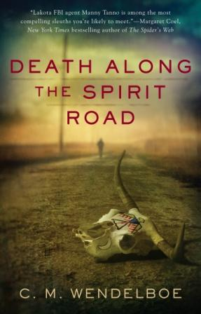 Death Along the Spirit Road (Front Cover)